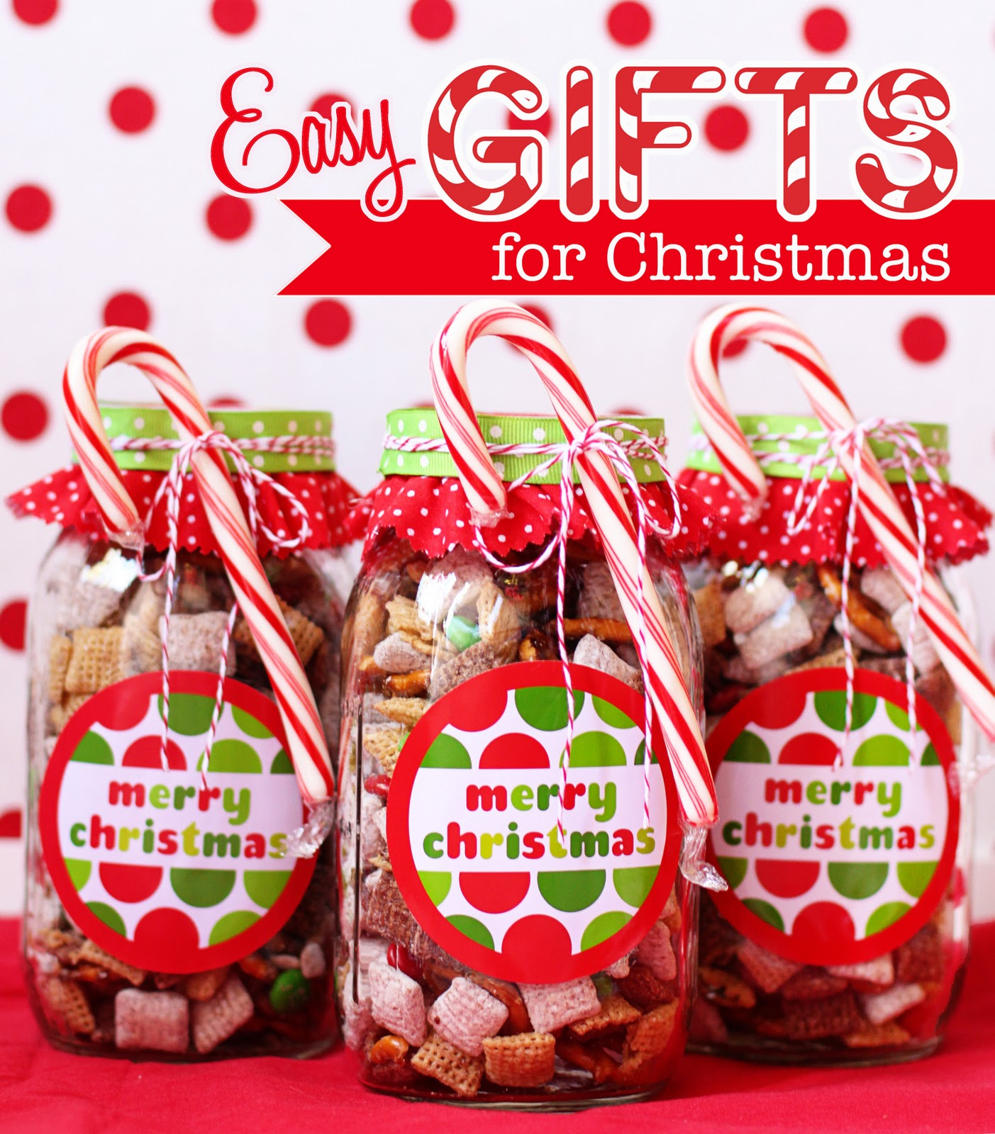 Diy gift jars savedollarblog Homemade christmas gifts