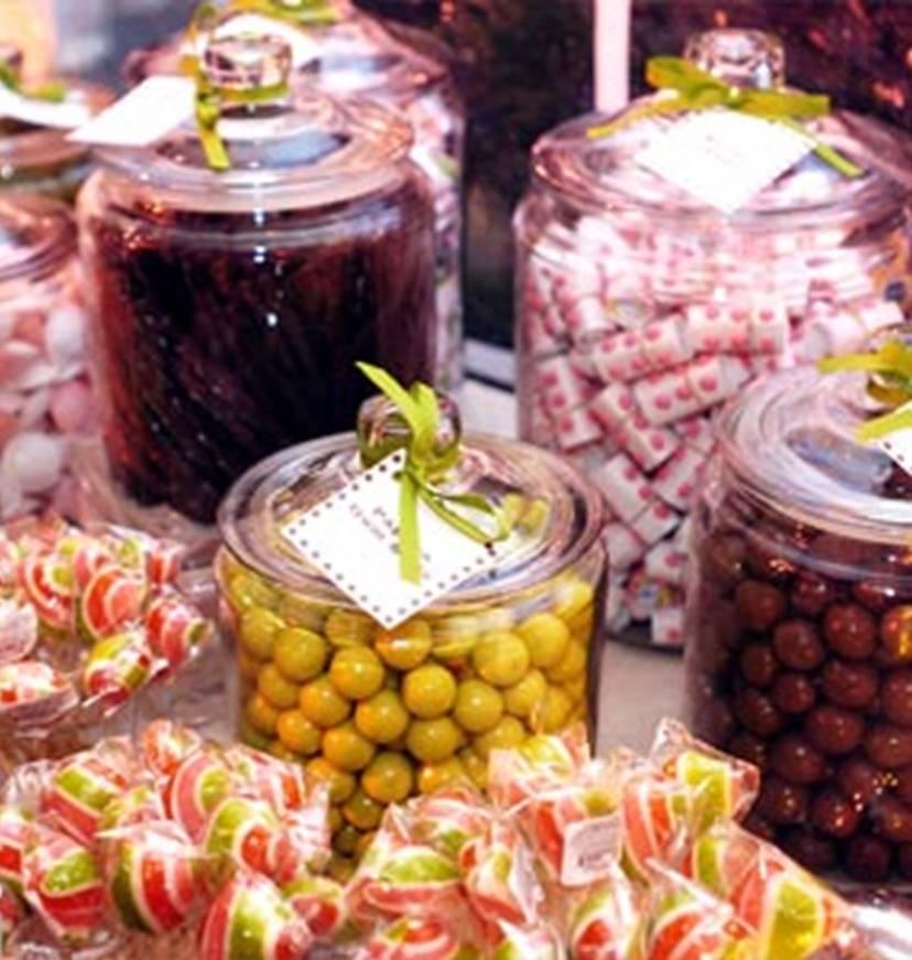 Wedding Candy Buffet Ideas.