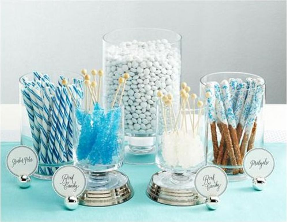 Wedding Candy Buffet Ideas